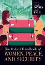 The Oxford Handbook of Women, Peace, and Security