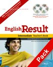 English Result Intermediate Teacher's Resource Pack with DVD and Photocopiable Materials Book