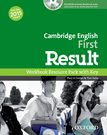 Cambridge English: First Result Workbook Resource Pack with Key