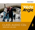Wide Angle 2 Class Audio Cds