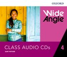 Wide Angle 4 Class Audio Cds