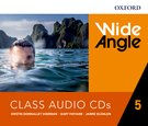 Wide Angle 5 Audio Cds