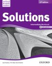 Solutions  Intermediate: Workbook and Audio CD Pack