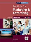 Express: English for Marketing & Advertising Student's Book and MultiROM