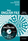 New English File Advanced Teacher's Book with Test and Assessment CD-ROM