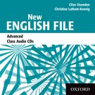 New English File Advanced Class Audio CDs (4)