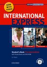 International Express  Pre-Intermediate Student's Pack:  (Student's Book, Pocket Book & DVD)