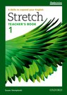 Stretch 1 Teacher's Book Pack