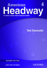 American Headway Second Edition Level 4 Test Generator CD-ROM