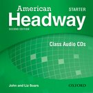 American Headway Second Edition Starter Class Audio CDs (X3)