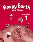 Happy Earth 1 New Edition Activity Book and MultiROM Pack
