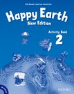 Happy Earth 2 New Edition: Activity Book And Multirom Pack