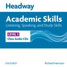 Headway Academic Skills 3 Listening, Speaking, and Study Skills Class Audio CDs (3)