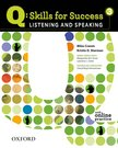 Q Skills for Success Listening and Speaking 3 Student Book with Online Practice