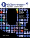 Q Skills for Success Reading and Writing 4 Student Book with Online Practice
