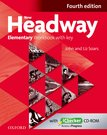 New Headway Elementary Fourth Edition Workbook + iChecker with Key