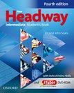 New Headway Intermediate B1 Student's Book with iTutor and Oxford Online Skills