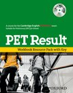 PET Result: Printed Workbook Resource Pack with Key