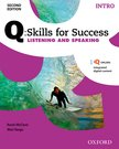 Q Skills For Success 2E:Intro Listening And Speaking Student'S Book With Iq Online