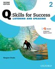 Q Skills For Success 2E: Level 2 Listen And Speak Student'S Book With Iq Online