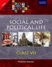 Time, Space and People Book- Social and Political Life Coursebook 7