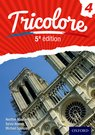 Tricolore fifth edition Student book 4