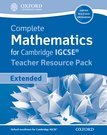 Complete Mathematics for Cambridge IGCSE® Teacher's Resource Pack (Extended)