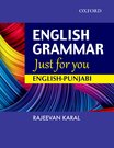 English Grammar Just for you English-Punjabi