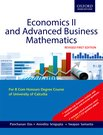 Economics II and Advanced Business Mathematics