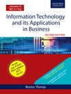 Information Technology and its Applications in Business