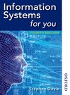Information Systems for You - Fourth Edition