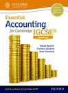 Essential Accounting for Cambridge IGCSE® Workbook