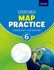 Map Practice Book 6