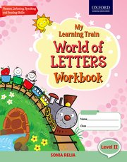 My Learning Train Workbook Level 2