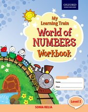 My Learning Train Workbook Level 1