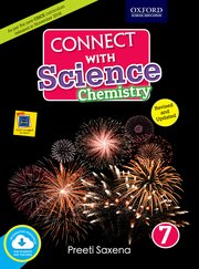 Connect with Science (CISCE Edition) Chemistry Book 7