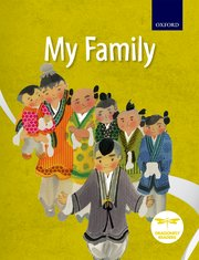 Dragonfly Readers: My Family