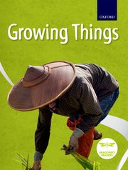 Dragonfly Readers: Growing Things