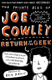 The Private Blog of Joe Cowley Return of