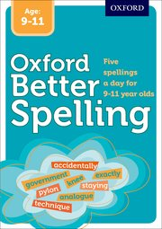 Oxford Better Spelling