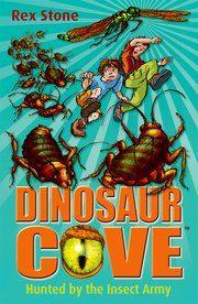 Dinosaur Cove Hunted By The Insect Army