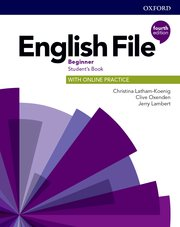 English File 4E Beginner Student's Book with Online Practice
