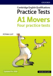 Cambridge English Qualifications Young Learners Practice Tests A1 Movers Pack