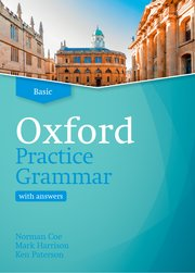 OXFORD PRACTICE GRAMMAR BASIC WITH KEY