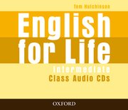 English For Life Intermediate: Class Audio Cds (3 Discs)