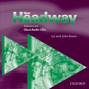 New Headway Advanced Class Audio CDs (2)