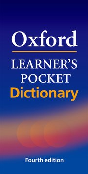 Oxford Learner'S Pocket English Dictionary