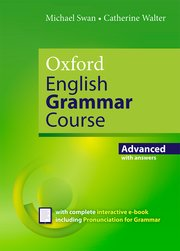 OXFORD ENGLISH GRAMMAR COURSE ADVANCED WITH KEY (WITH EBOOK)
