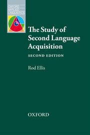 The Study of Second Language Acquisition, Second Edition