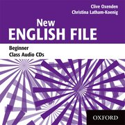 New English File Beginner Class Audio CDs (3)